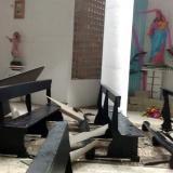 Parroquia San Enrique del barrio La Manga.