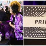 Acto oficial en homenaje al artista Prince quien hace parte del Paseo de la Fama del teatro Apollo.