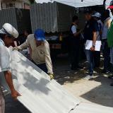 Barranquilla, Soledad y Malambo entregan ayudas a damnificados