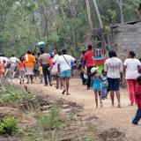 Colombia es el primer país del mundo en desplazamiento forzado con 6,6 millones