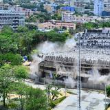 El Coliseo Cubierto Humberto Perea fue demolido