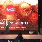 Coca-Cola lanza estrategia global y enfatiza en el consumo responsable de azúcar