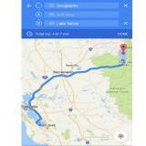 Google Maps permitirá, desde los celulares, realizar múltiples paradas en una misma ruta