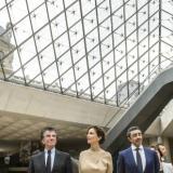 El Louvre estrena sus nuevos espacios museográficos y de acceso