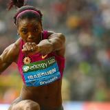 Federación de Atletismo pide que Caterine Ibargüen sea la abanderada en Rio 2016