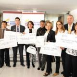 Ministerio de Educación entrega incentivos a colegios Humboldt y Jorge N. Abello