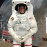 """""""Experimenté unos días lo que vive un astronauta"""": soledeño que visitó campamento espacial de la Nasa"""