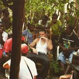 El cantante René Pérez, Residente, recuerda visita a Colombia en sus redes