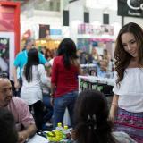 Participantes en la rueda de negocios de Colombiamoda 2016