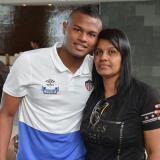 El fútbol vuelve a unir a Gúlfran Támara con su madre