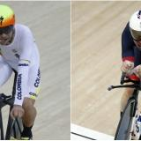Expectativa por posible medalla de bronce para Colombia en ciclismo