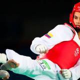 Taekwondista Óscar Muñoz pierde en su debut y le dice adiós a los Olímpicos de Río