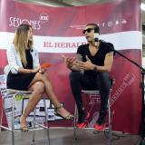 Manuel Medrano presentó el video de 'Una y otra vez'