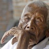 Indonesio asegura ser el hombre más viejo del mundo