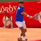 Marcelo Arévalo domina a Bendeck y lo elimina del Claro Open Barranquilla