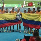 Nuevo bronce para Colombia en los Juegos Paralímpicos
