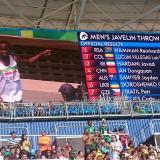 Colombia llega a 10 medallas en los Juegos Paralímpicos de Río de Janeiro