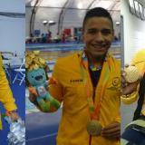Colombia se lució en los Paralímpicos