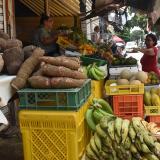 """Comerciantes del mercadito de Boston reclaman """"soluciones"""""""