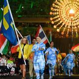 Río despide los Juegos Paralímpicos con música y apelando a la biodiversidad