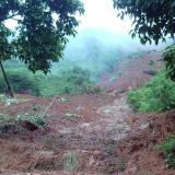 Siete muertos y seis heridos en Dabeiba, Antioquia, por deslizamiento de tierra