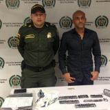 En video: Capturado el exfutbolista Diego León Osorio por porte de droga
