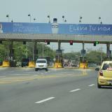Autoridades viales refuerzan la seguridad durante puente festivo