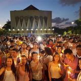 Este jueves Abrazatón por la paz en Barranquilla