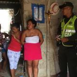 Vecinos responsabilizan a Electricaribe por muerte de niña de tres años en Taganga