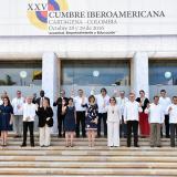 Ministros de Relaciones Exteriores respaldan la paz en Colombia