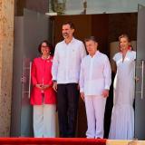 Jefes de Estado y representantes de 22 países instalan Cumbre Iberoamericana en Cartagena