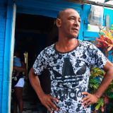 Pandilleros asesinan a puñaladas a vendedor de plátano en medio de atraco