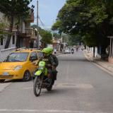 En la calle 82 C con carrera 27, barrio Me Quejo, se registró la golpiza que causó la muerte Álvaro Luis Barrios Berna.