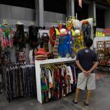 En la Feria del Hogar Caribe se encontrarán stands con venta de ropa étnica.
