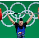 Medallista olímpico Luis Javier Mosquera espera ser campeón mundial en 2017