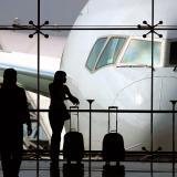 Los aeropuertos más grandes del país son los más perjudicados.