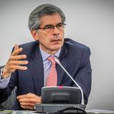 El exministro y negociador gubernamental Yesid Reyes.