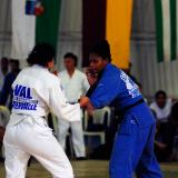 Yuri Alvear ganó título nacional en judo