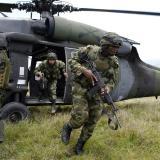 Mueren dos guerrilleros de las Farc en combates en Bolívar
