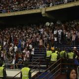 Tribunas del Metropolitano durante la final de la Copa Águila 2016.