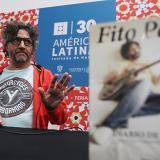 """Fito Páez se desnuda en un """"Diario de viaje"""" que descubre sus múltiples facetas"""