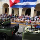La Habana le dice adiós para siempre al líder Fidel Castro