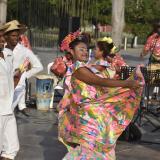 Tres departamentos del Caribe se unen en un triángulo de arte