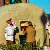 Fidel ya está al lado de la tumba de Martí: Raúl Castro