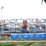 Parque de atracción Ciudad Mágica de Los Valentinos, en Sincelejo.