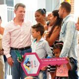 La felicidad de los Hernández en nombre de 160 familias con casa nueva