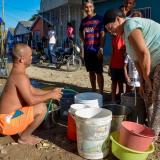 Por falla eléctrica, 135 barrios de Barranquilla y Soledad estuvieron sin agua
