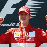 El alemán Michael Schumacher ganó 91 válidas y siete títulos de la Fórmula Uno.