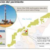 Encuentran en Sabanalarga primer pozo de gas natural en el Atlántico