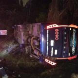 Cinco muertos y más de 20 heridos deja accidente de tránsito en Puerto Salgar
